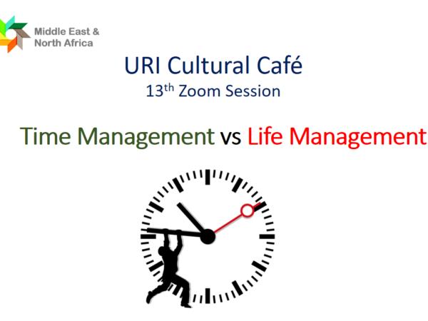 Time Management for Life Management