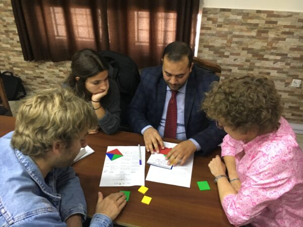 """URI MENA organized an interactive workshop on """"Inclusive Citizenship of Cultural & Religious Diversity"""""""