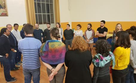 Youth Work against Violent Radicalization: Competencies Development Training Course, March 2019, Italy