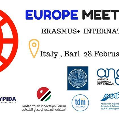 EURO MEET -MED