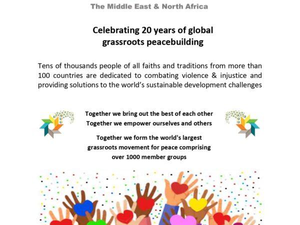 URI MENA Celebrated URI 20th Anniversary