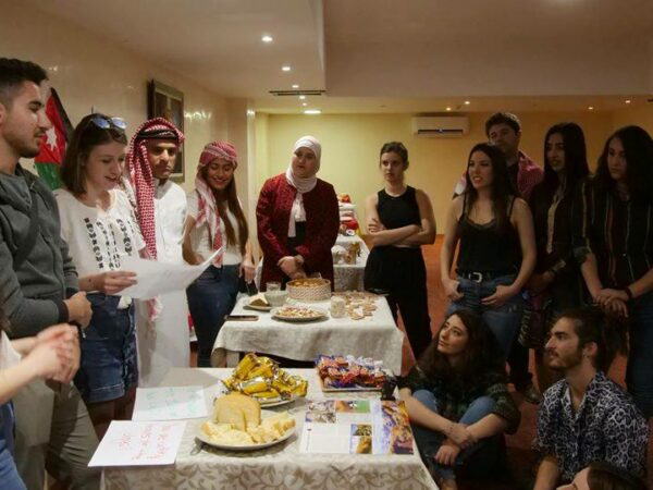 """Desert Bloom CC – Jordan participated in """"Radicalous,"""" a Youth Exchange held in Morocco, 7 -15 March 2020"""