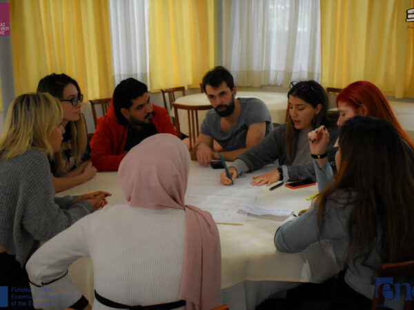 """Desert Bloom participated in """"What's Your Story?"""" Youth Exchange, from 8-16 December 2019, Athens, Greece"""