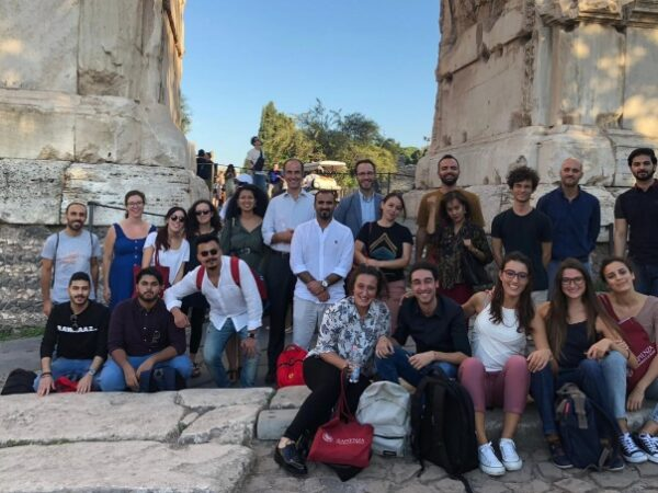"""Together """"S.A.F.E"""" Initiative CC in Bahrain participated in Sapienza University program for interfaith and coexistence, Italy Sept. 2019"""
