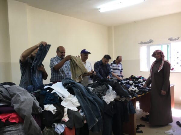 Clothes Donation for Eid