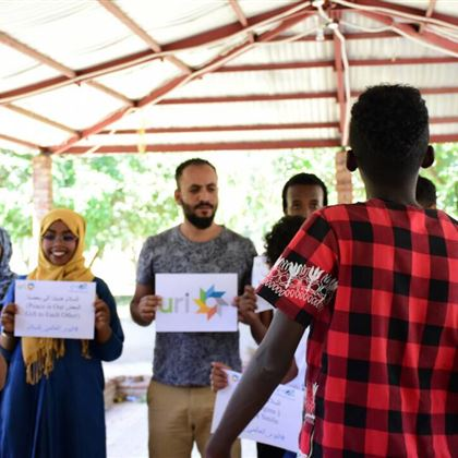 IDP YEMEN: Peace Trip – Embracing all- Youth of Peace CC