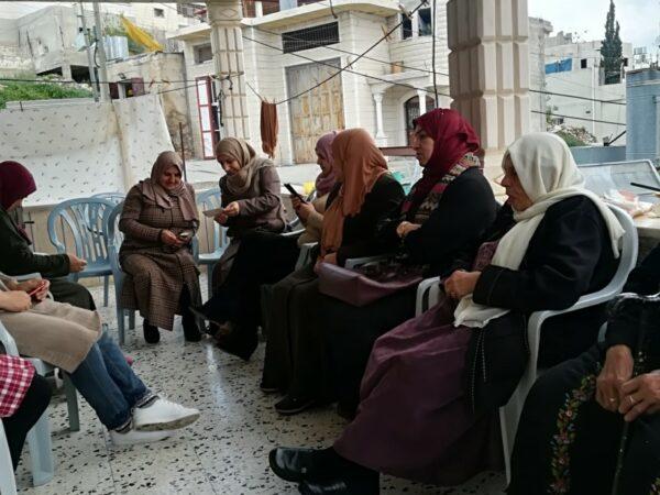 Palestinian Women for Peace CC Celebrated the World Interfaith Harmony Week