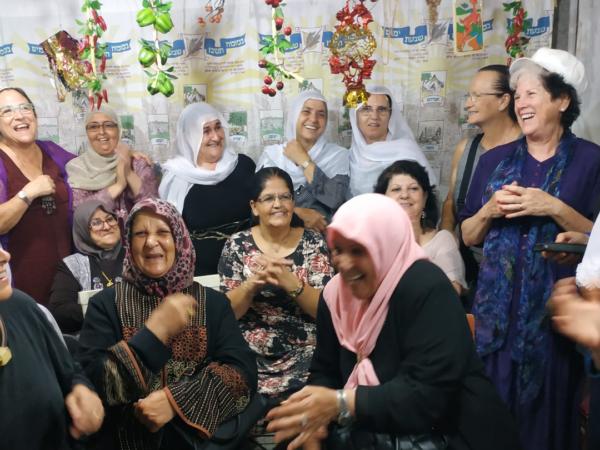TRUST WIN Celebration of the International Day of Peace and Sukkot in Kfar Saba, Israel
