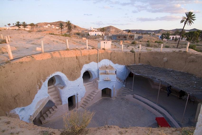 Imazighen in Southern Tunisia, Cultural Cafe Session 35